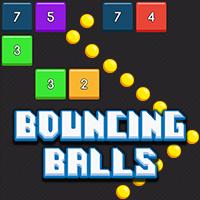Bouncing Balls Game online hra