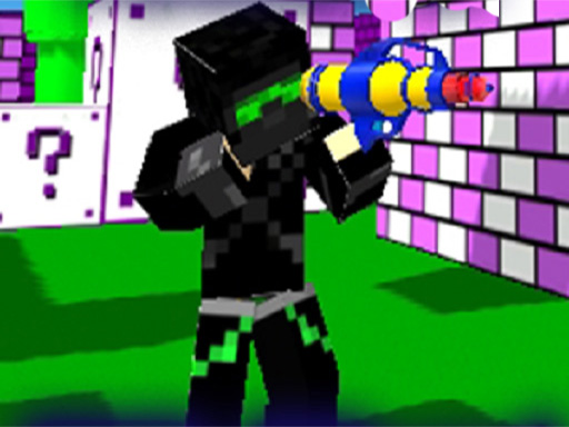 Paintball Gun Pixel 3D ...