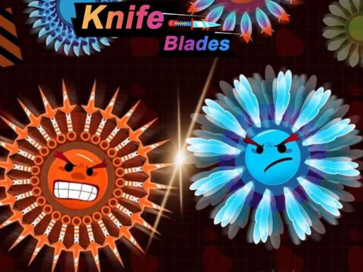 刀刃-刀刃-KnifeBlades.io-拿起刀並將自己武裝起來,與競技場中的其他人戰鬥,同時使用進攻和防守巧妙地擊敗敵人!
