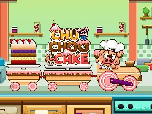 Gâteau chu choo