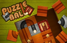 Puzzle Ball online hra