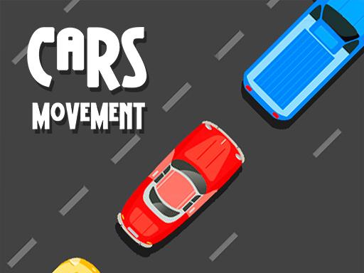 Mouvement de voitures