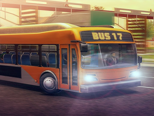 City Coach Bus Simulator : ...