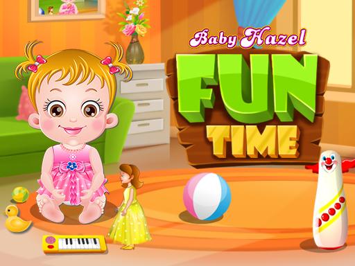 Baby Hazel Fun Time game