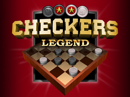 Checkers Legend online hra