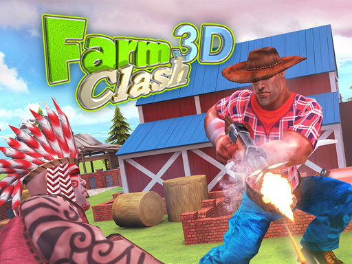 Farm Clash 3D game
