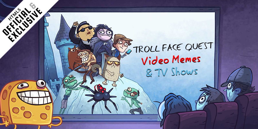 Troll Face Quest: Video Memes and TV Shows: Part 1