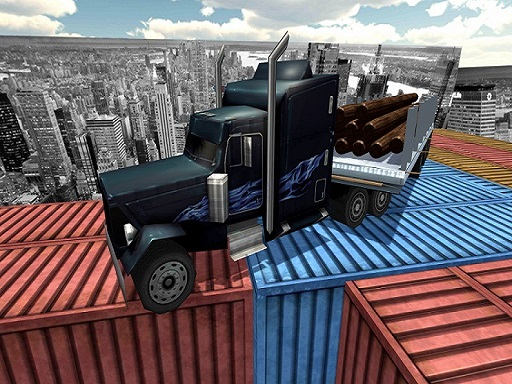 Impossible Truck Tracks ...