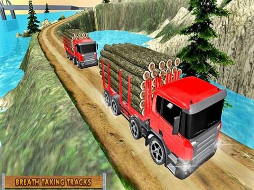 Truck Hill Drive Cargo ...