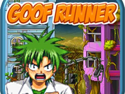 Goof Runner online hra