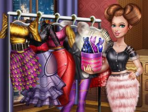 Sery Magazine Dolly Dress Up H5 online hra